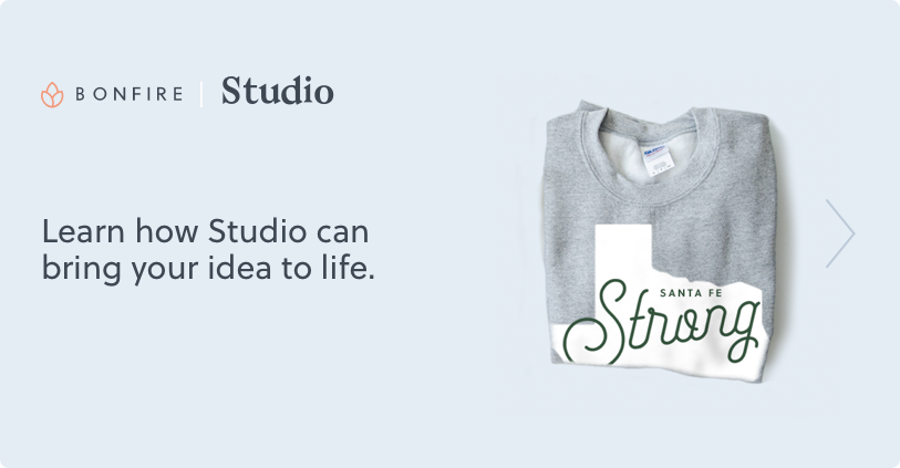 Bonfire studio, custom design services