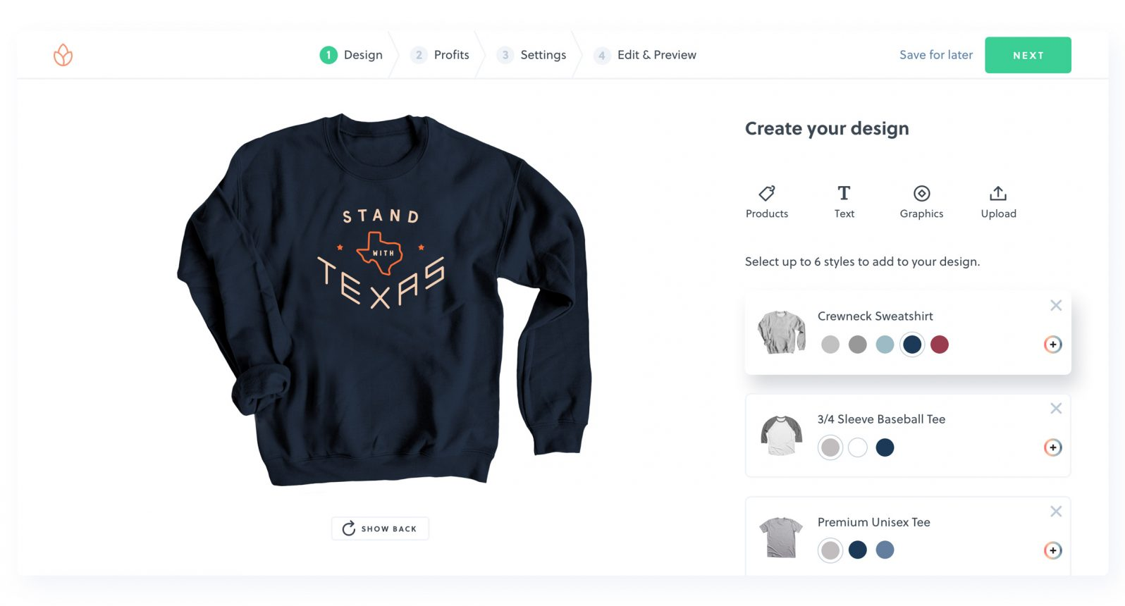 c97c2503 how to design a shirt - design tool