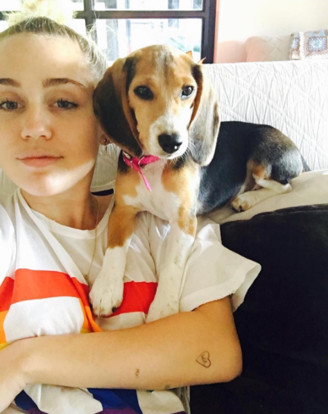 Miley and Barbie