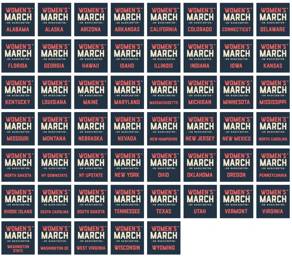 WMW chapter logos