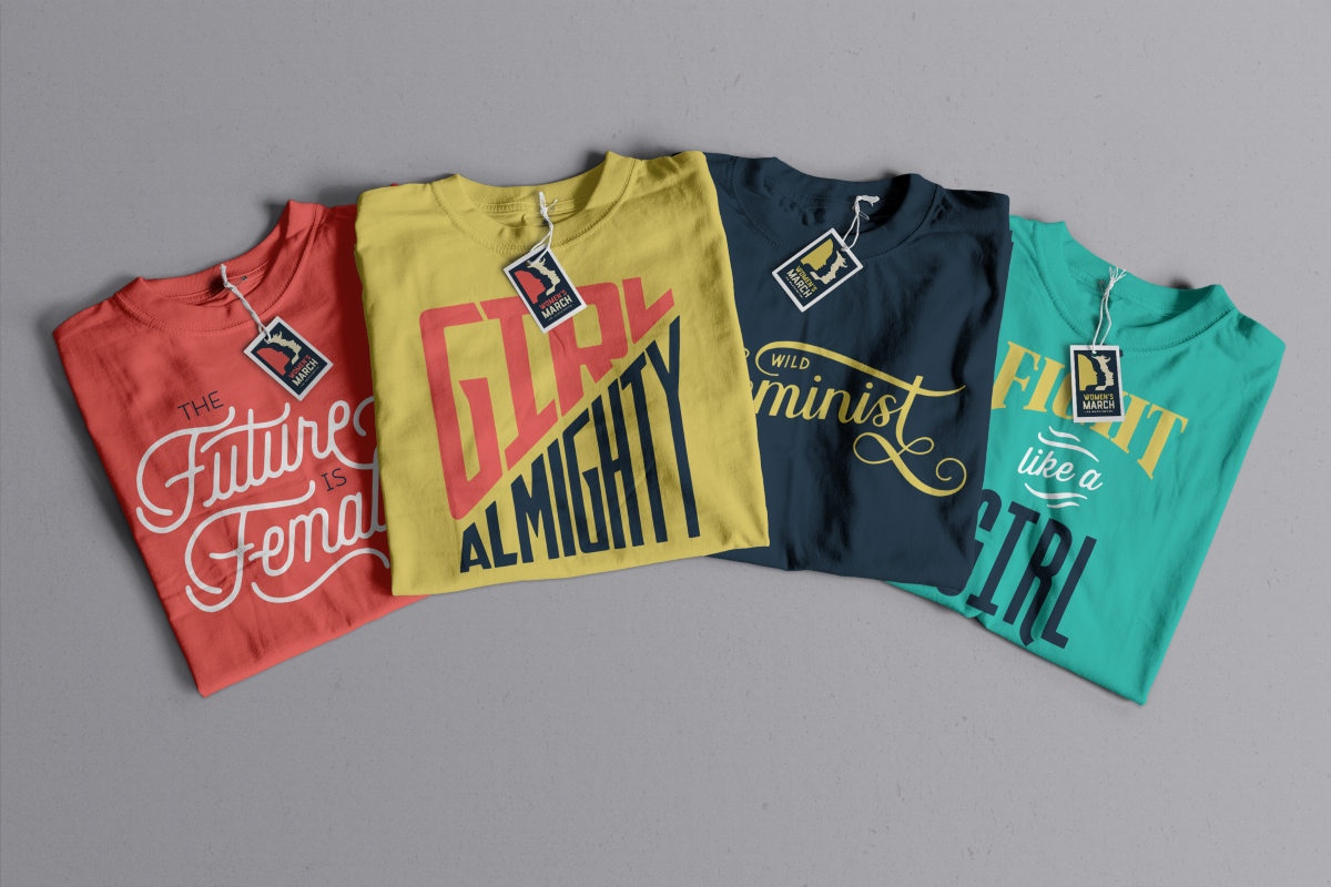 WMW shirts