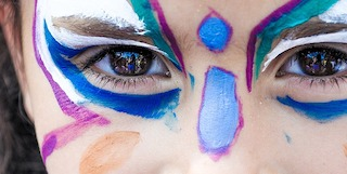 Raise money for your cause with the face painting fundraising idea for kids.