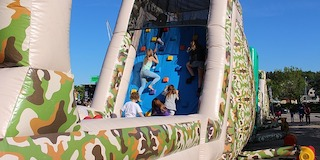 The obstacle course fundraiser is a fun fundraising idea for kids of all ages.