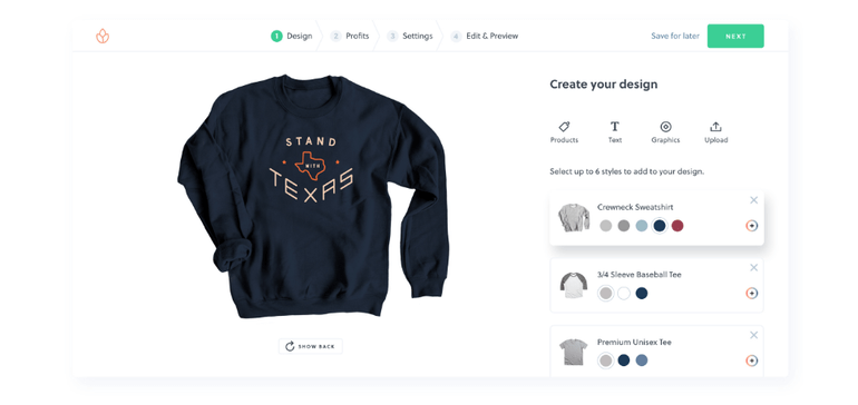 Make Your Own Merch | How to Design & Sell Custom Apparel Online