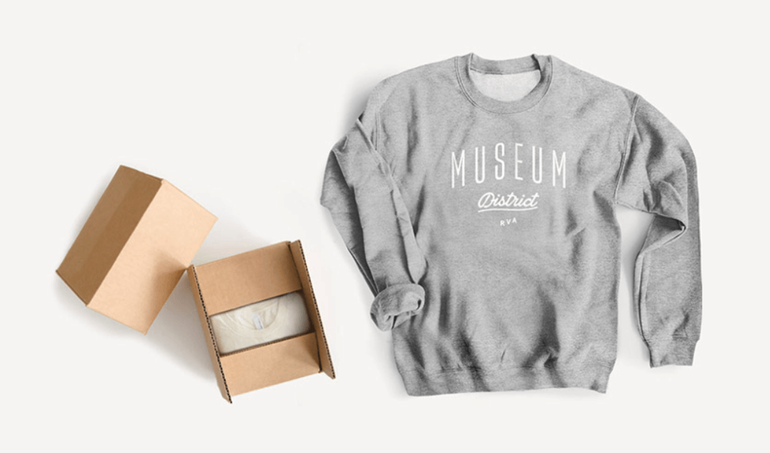 Supply by Bonfire lets you order exactly as many custom mission trip fundraising shirts as you need!