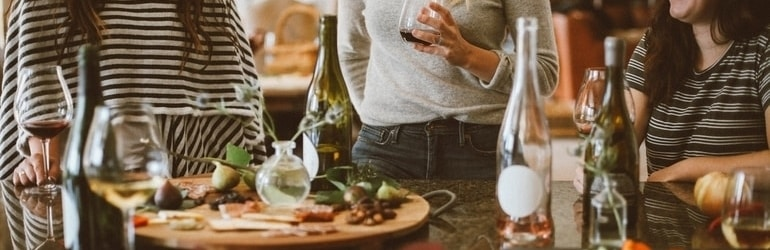 Hosting special celebrations always top lists of great thank you gift ideas.