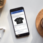 How to promote your t-shirt on Facebook.