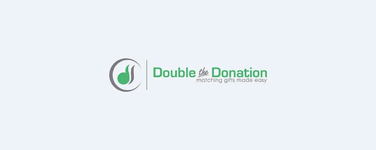 Double the Donation offers donors the opportunity to maximize their contribution through corporate philanthropy.
