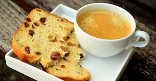 Sell coffee and breakfast as one of your church fundraising ideas.