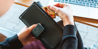 A giving kiosk is a church fundraising idea that allows churches to accept credit card tithes.