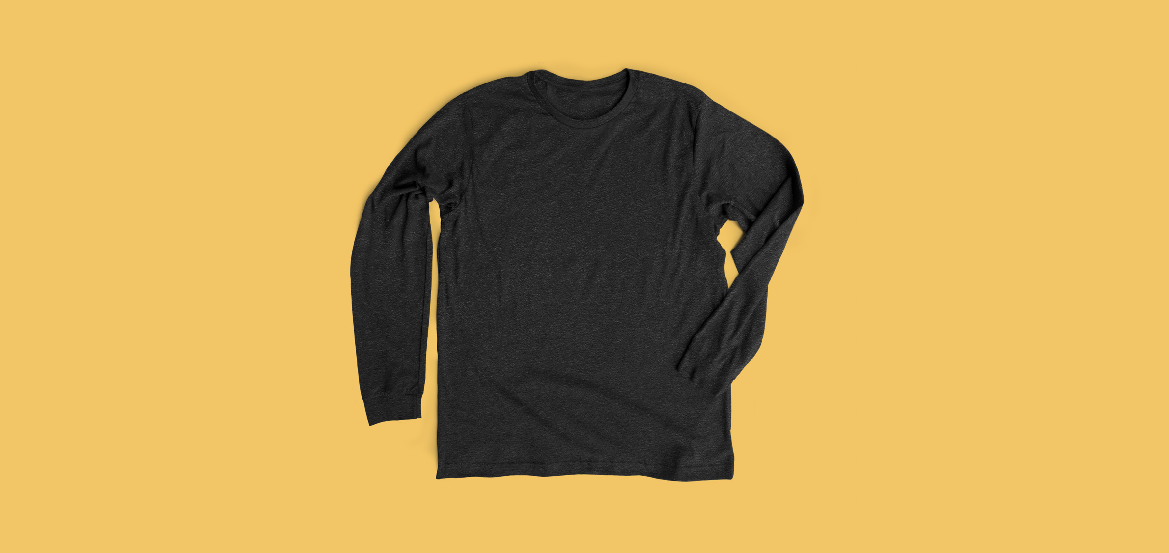 Our new Premium Long Sleeve Tee