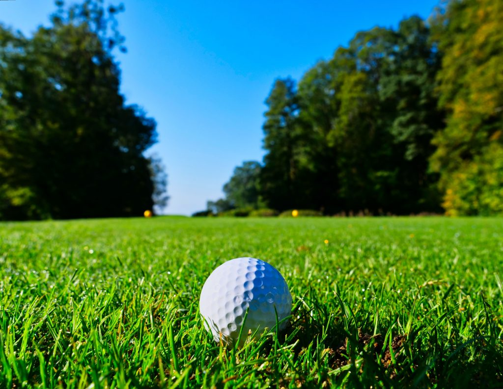 Host a golf tournament to raise money for your fraternity or sorority.