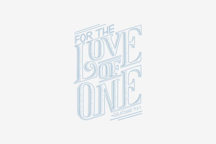 For the Love of One adoption quote