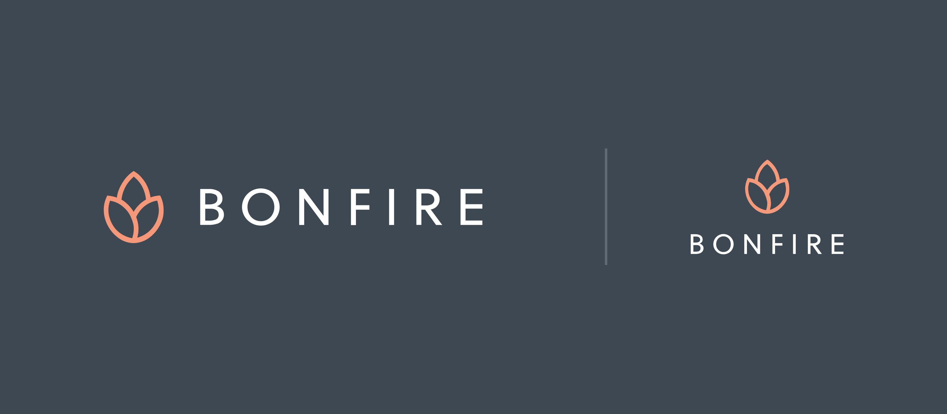 Alternate Bonfire logo example