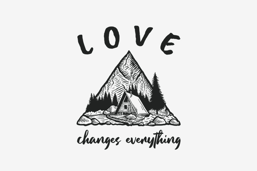 Love Changes Everything adoption saying