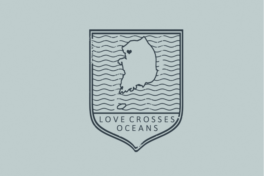 Love Crosses Oceans adoption quote