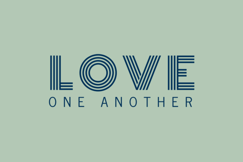 Love One Another adoption quote