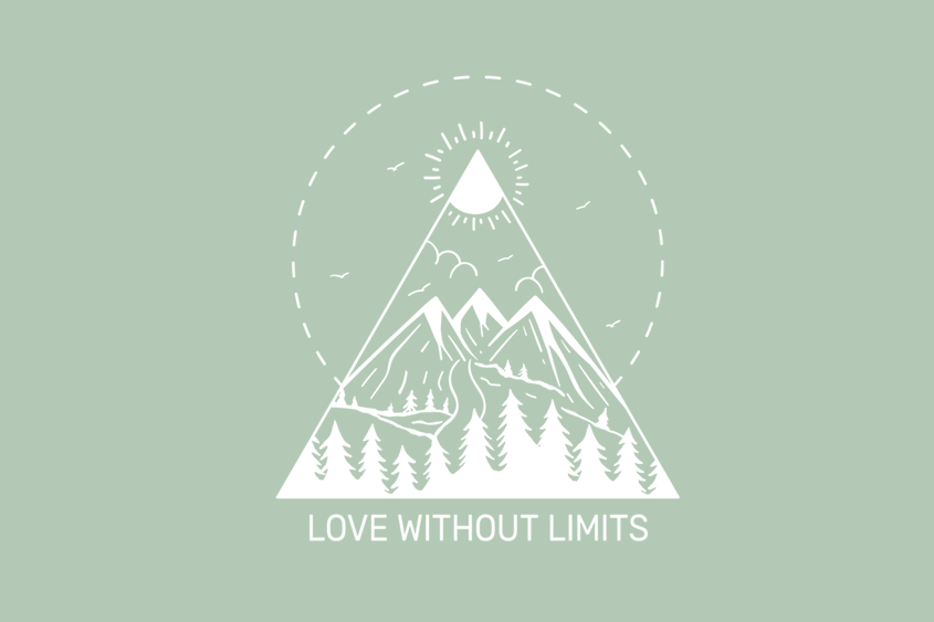 Love Without Limits adoption saying