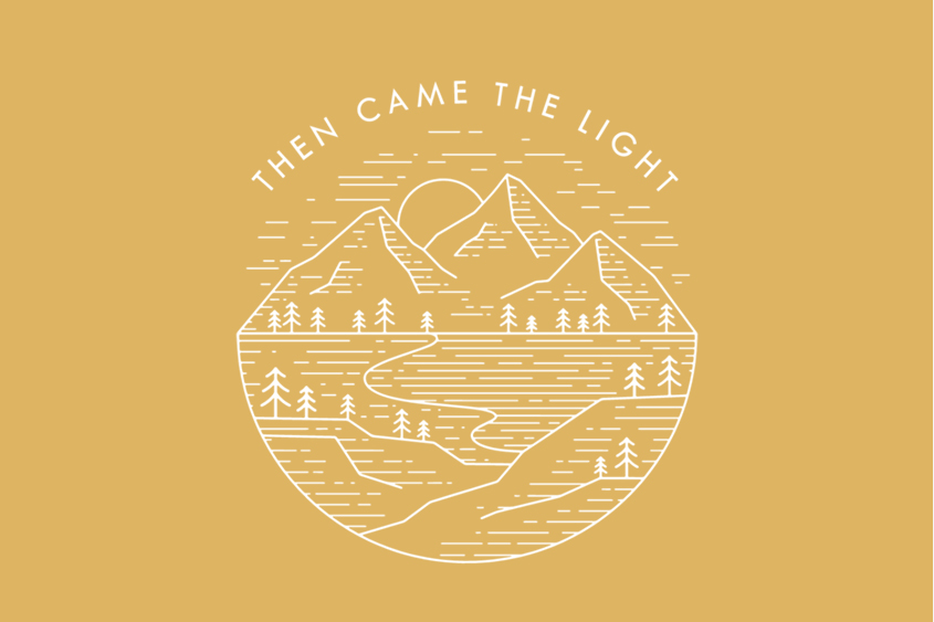 Then Came the Light adoption quote