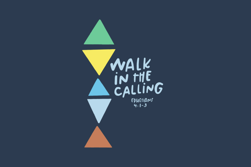 Walk in the Calling adoption quote