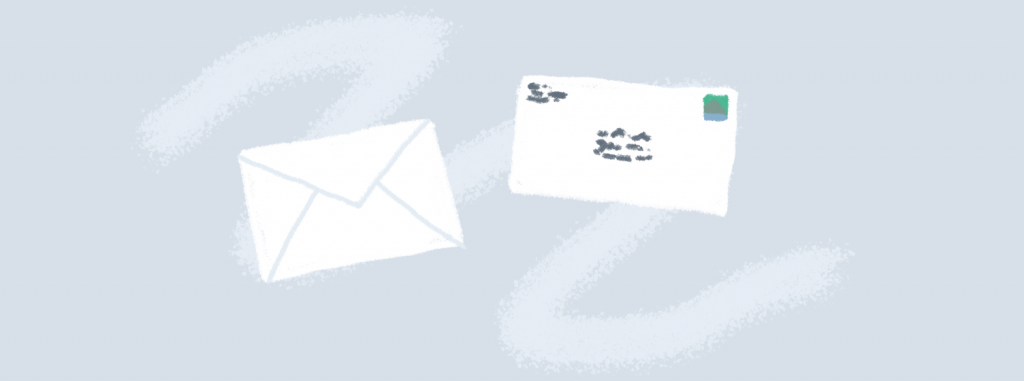 Write letters to you supporters as a way to keep them engaged with your organization.