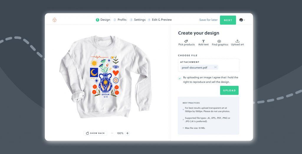 How To Design A T Shirt Bonfire