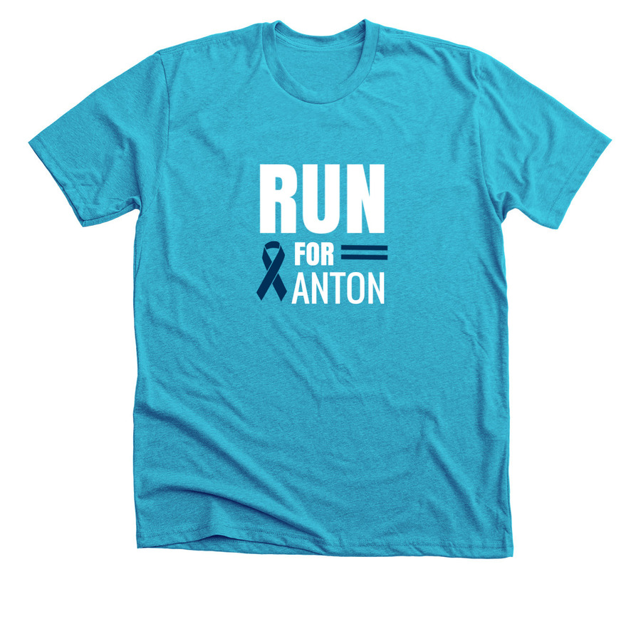 5k t-shirt design template with cancer ribbon