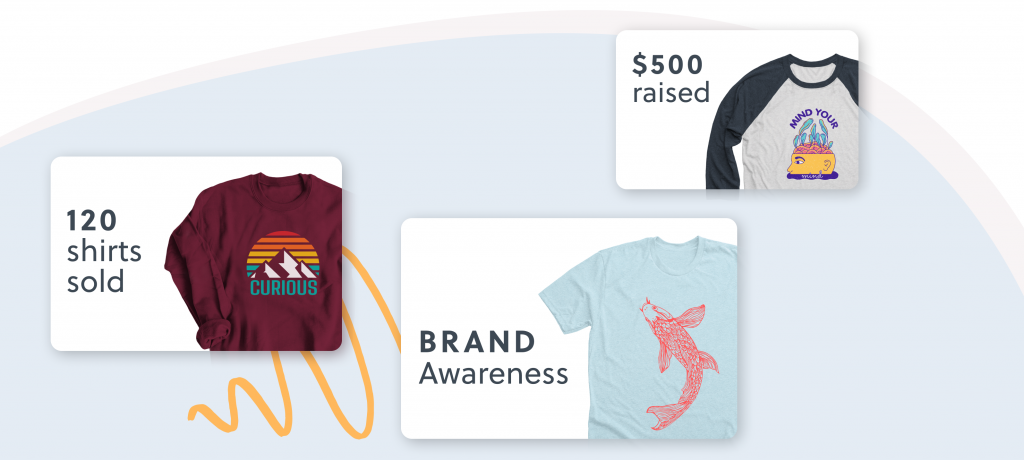 Establish a goal for the t-shirt your design, what are you trying to achieve?