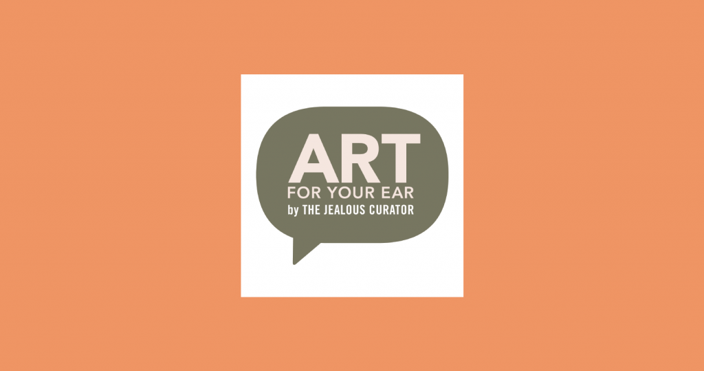 Art for your Ear podcast artwork and logo
