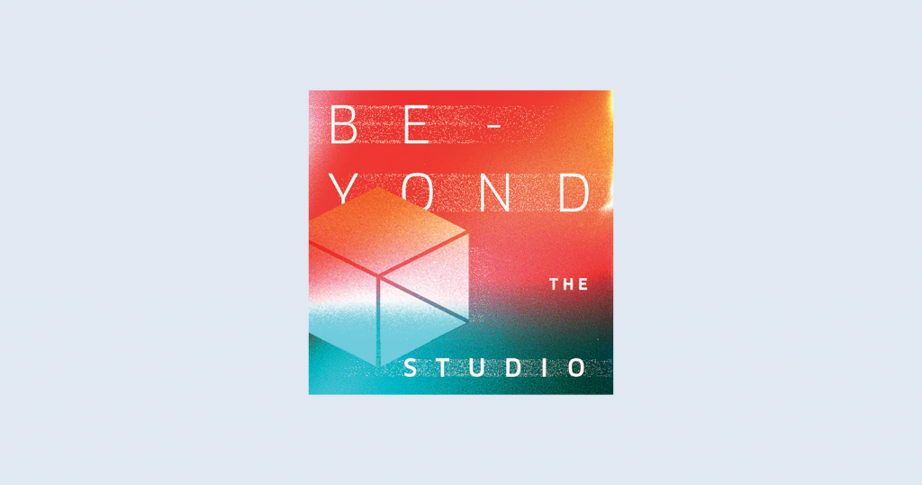 Beyond the Studio podcast artwork and logo