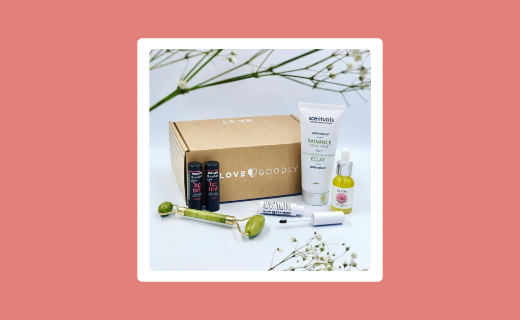 Love Goodly Skincare Boxes
