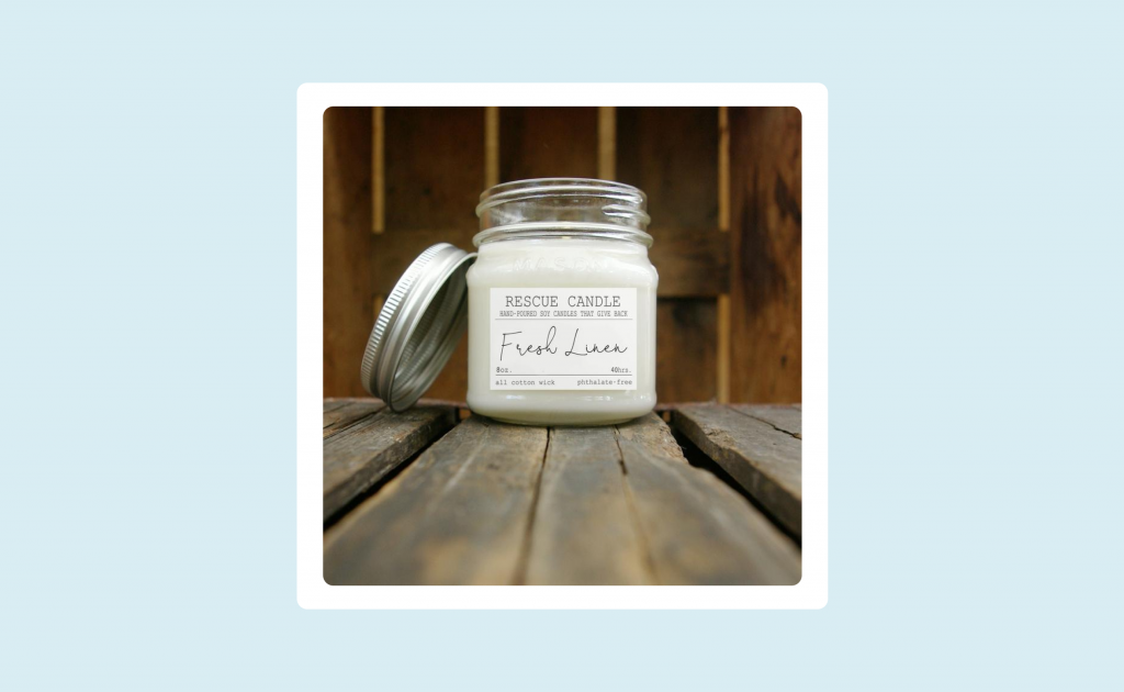Rescue Candle for sale on Etsy.com
