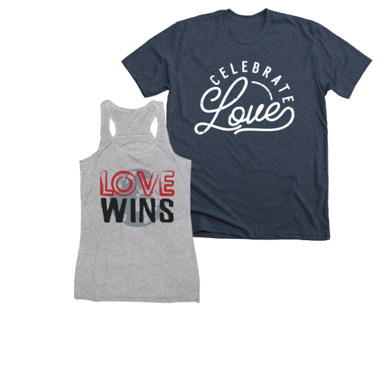 Love Without Boundaries Foundation t-shirt fundraisers on Bonfire.com