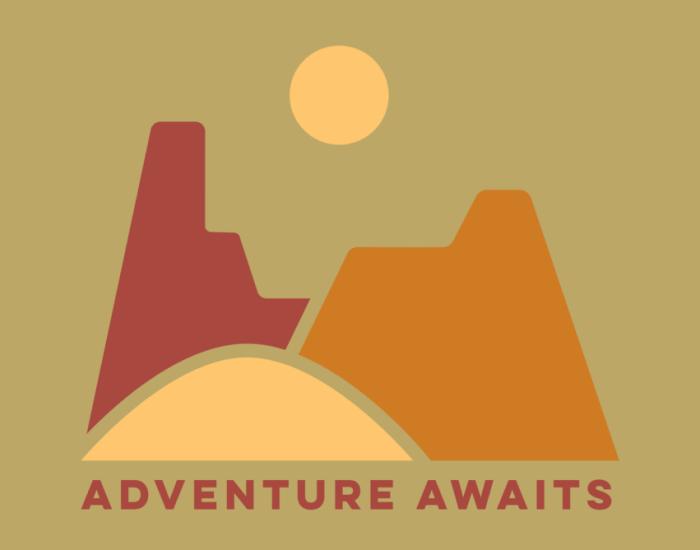 bound for nowhere x adventure awaits, winner of best minimalist design