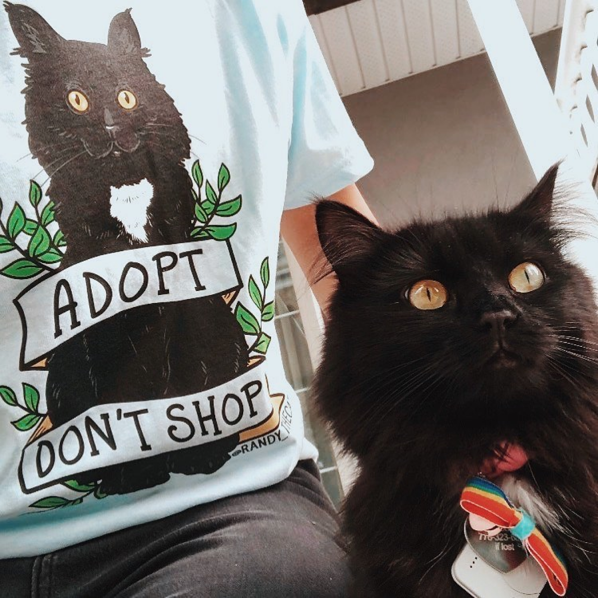 Animal portraits is a top t-shirt design trend in 2021.