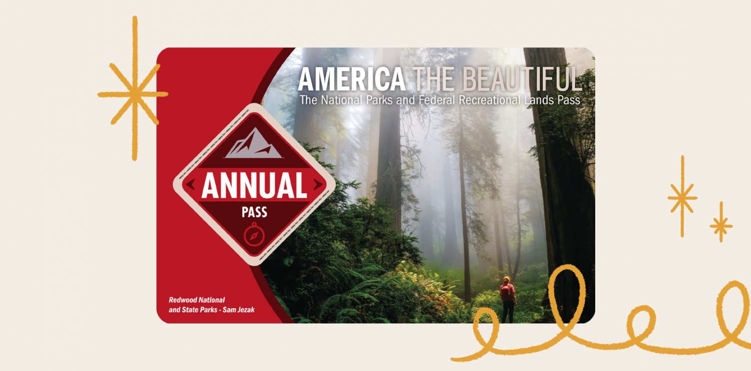 The National Parks and Federal Lands Annual Pass
