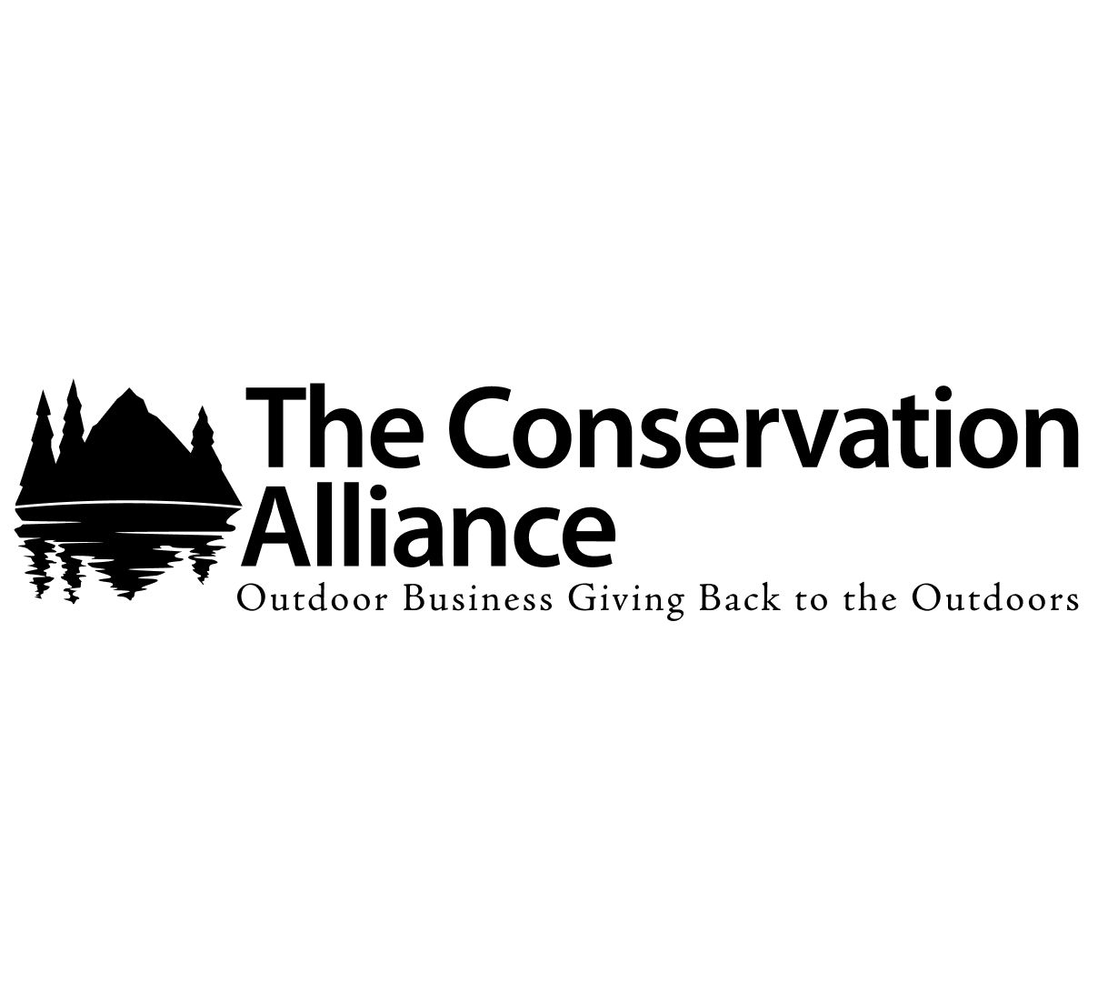 The Conservation Alliance logo.