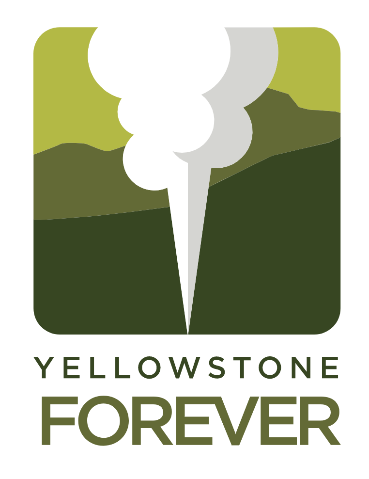 Yellowstone Forever logo.
