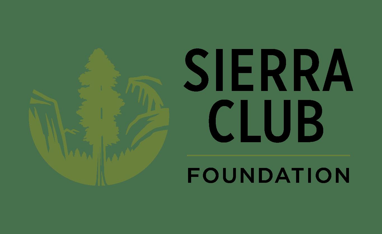 The Sierra Club Foundation logo.