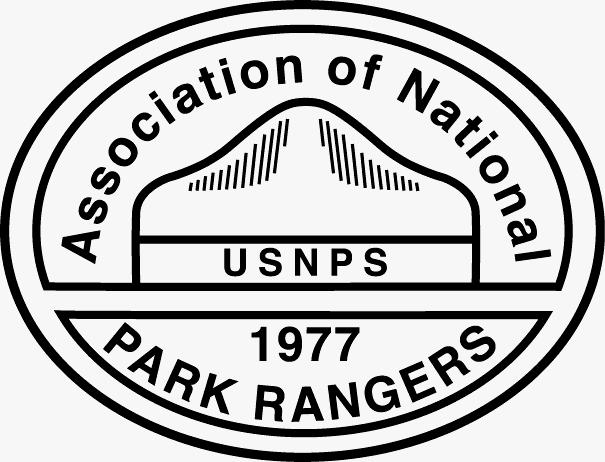 The Association of National Park Rangers logo.